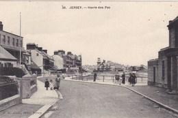 Royaume-Uni - Jersey - Havre Des Pas - Jersey