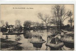 1 Cpa Saint Joachim - La Brière - Saint-Joachim