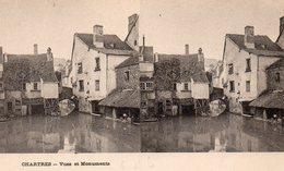 CP- CHARTRES- Vues Et Monuments - Chartres