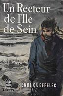 """""""Un Recteur De L'île De Sein""""-Henri QUEFFELEC- Livre De Poche 1962-TBE - Livres, BD, Revues"""