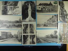 Lot De 10 Cartes Postales De France /26/ - Ansichtskarten