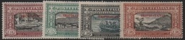 Italian Colonies-Italiennes (TRIPOLITANIA) 1924 Italian Stamps-Timbres Italie (1923) Manzoni (Overprinted/Surchargés) * - Tripolitania