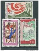 Mali  N° 264 / 66 XX  Les 3 Valeurs Sans Charnière TB - Mali (1959-...)