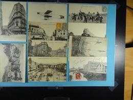 Lot De 10 Cartes Postales De France /28/ - Ansichtskarten