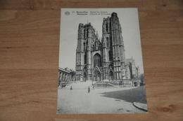6763- BRUXELLES  BRUSSEL - EGLISE STE GUDULE - Belgique