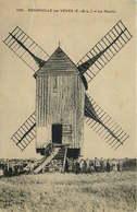 EURE ET LOIRE  GENONVILLE    Le Moulin - Autres Communes