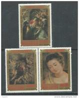 Niger PA  N° 304 / 06 XX Noël : Tableaux De Rubens.  Les 2 Valeurs  Sans Charnière, TB - Niger (1960-...)
