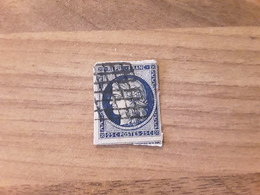 FRANCE -  Timbre N°4 CERES Cote Y&T 65 € Oblitéré - 1849-1850 Ceres