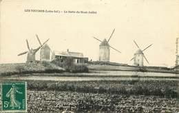 LOIRE ATLANTIQUE  LES TOUCHES  La Butte Du Mont Juillet     Moulins - Otros Municipios