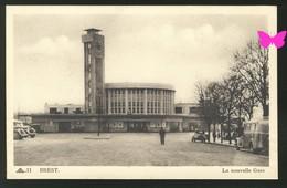 BREST - La Nouvelle Gare - Brest