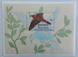 Grenada Grenadines 1993** Bl.278. Pine Grosbeak Bird MNH [7;39] - Non Classificati