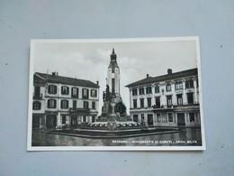 CARTOLINA SEREGNO - MONUMENTO AI CADUTI - Monza