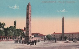 CONSTANTINOPLE                                                Place De L Hippodrome - Turchia
