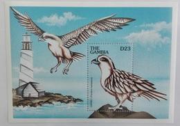 Gambia 1997** Bl.364. Sea Birds MNH [7;43] - Birds