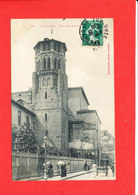31 TOULOUSE Cpa Animée Tour Des Augustins         101 Labouche - Toulouse