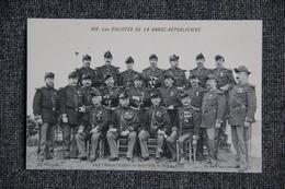 Les Solistes De La Garde Républicaine. - Regiments