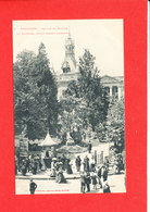 31 TOULOUSE Cpa Animée Square Et Donjon Du Capitole        9 Labouche - Toulouse