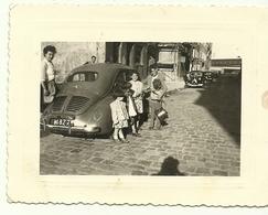 ( AUTOMOBILES )  ( VIEILLES VOITURES  ) - Automobiles