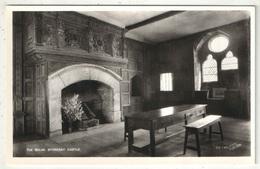 The Solar, Stokesay Castle - Shropshire