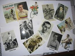Cyclisme - Cartes Fausto Coppi - Cyclisme