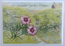 Grenada 1996** Bl.435. Familiar Garden Flowers MNH [7;50] - Pflanzen Und Botanik