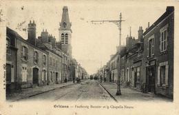 1 Cpa Orléans - Faubourg Bannier - Orleans