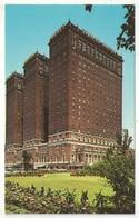 Statler Hilton Hotel As Seen From Niagara Circle, Buffalo - Buffalo