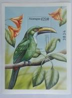 Nicaragua 2000** Bl.307. Toucan MNH [7;52] - Birds