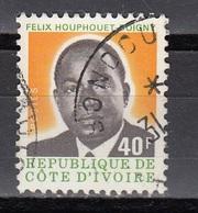 Ivory Coast - The PRESIDENT 1974 - Ivory Coast (1960-...)