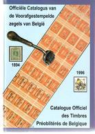 Catalogue Officiel Des Timbres Préoblitérés De BELGIQUE - Etat Neuf. - Belgien