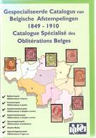 Catalogue Spécialisé Des Oblitérations Belges - 1849-1910  NIPA - Belgien