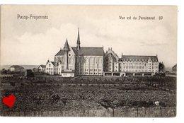 01041-LE-BELGIQUE-Passy-Froyennes-Vue Est Du Pensionnat - Belgique