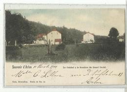 LA GAICHEL Arlon - Frontière - Nels 32 N° 21 Couleur - Arlon