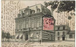 CPA - 93  - BAGNOLET - La Mairie - 1905 - Bagnolet