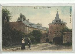 ORVAL - Entrée Des Ruines - Nels 32 N° 41 Couleur - Florenville