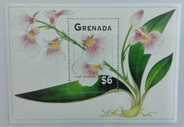 Grenada 1994** Bl.371. Flowers MNH [7;56] - Pflanzen Und Botanik