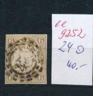 Bayern Nr.  24   O   (ee9252  ) Siehe Scan - Bavière