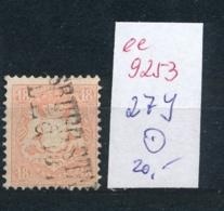 Bayern Nr.  27y    O   (ee9253  ) Siehe Scan - Bavière