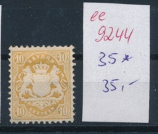 Bayern Nr. 35   *  (ee9244  ) Siehe Scan - Bavière