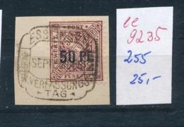 Würtemberg Nr.  255    O   (ee9235  ) Siehe Scan - Wuerttemberg