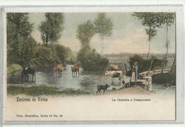 DAMPICOURT - La Cheratte  - Nels 32 N° 26 Couleur - Rouvroy