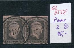 Preussen  Nr. Paar 2   O    (ee9558  ) Siehe Scan - Prusse