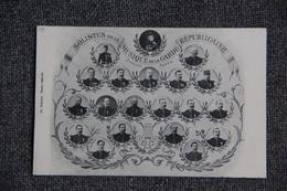Solistes De La Musique De La Garde Républicaine. - Regimente