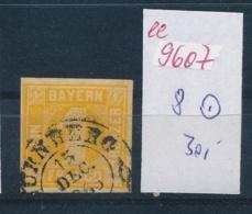 Bayern Nr. 8  O  (ee9607  ) Siehe Scan - Bavière