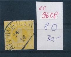 Bayern Nr. 8  O  (ee9608  ) Siehe Scan - Bavière