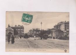 CPA    DPT 31 TOULOUSE, PLACE ST CYPRIEN En 1918! - Toulouse