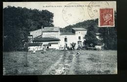 BTE 11 Saint Martin Le Vieil, Moulin De La Birole Route De Lampy - Francia