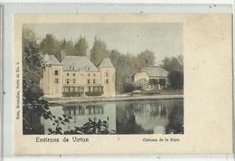 GEROUVILLE - Château De La Soye - Nels 32 N° 5 Couleur - Meix-devant-Virton