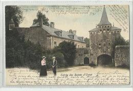 ORVAL - Entrée Des Ruines - Nels 32 N° 13 Couleur - Florenville