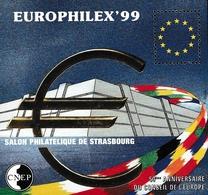 Feuillet-souvenir C.N.E.P. 1999 - CNEP